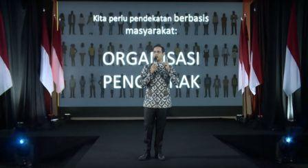 Program Organisasi Penggerak Buka Jalan Bagi Mahasiswa Jadi Relawan