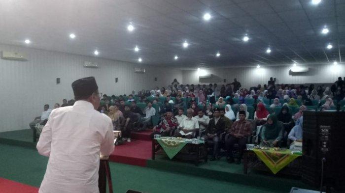 Ketua TIM Jakarta Kupas Kesiapan SDM Aceh Hadapi Perkembangan Ekonomi dan Energi S